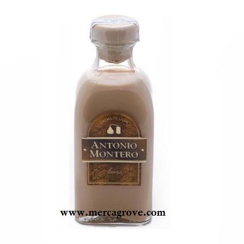 Antonio Montero Crema de Orujo