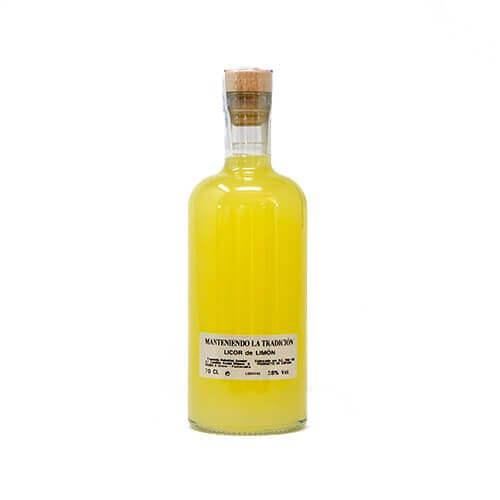Licor de Limoncino Artesano