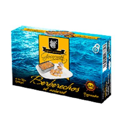 Berberecho al Natural Areoso Gourmet 35-45