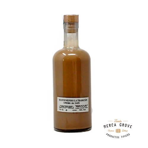 crema de cafe jamaicano artesana