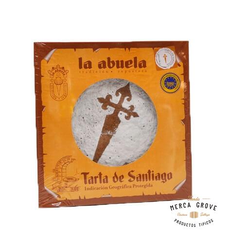 Gâteau Santiago La Abuela