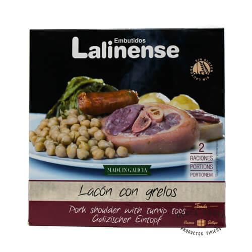 Lacón con Grelos 1 Kg LALINENSE