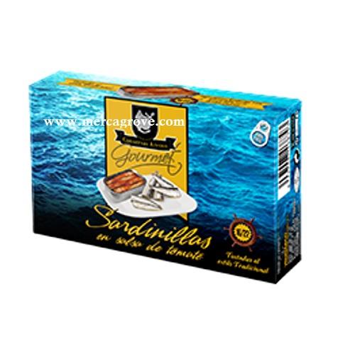 Sardinilla Salsa Tomate Areoso Gourmet
