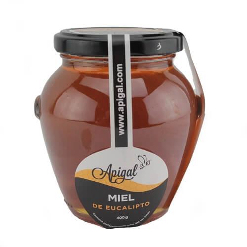 Miel de Eucalipto APIGAL 400 gr