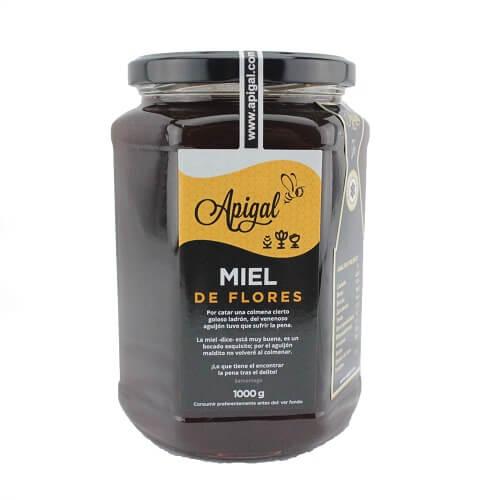 Miel de Flores APIGAL 1 Kg