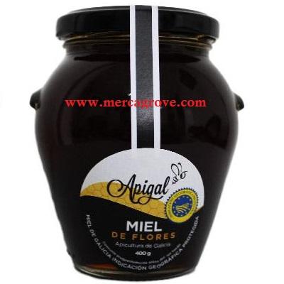 Miel de Flores Apigal 400 gr