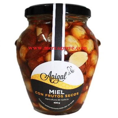 Miel con Frutos Secos Apigal