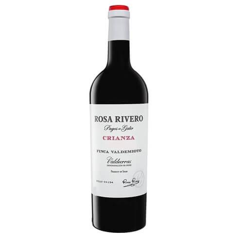 Rosa Rivero Finca Valdemioto Crianza Mencia 2014