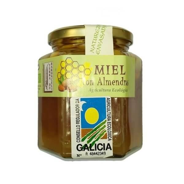 Miel con Almendras Ecologica Baronceli