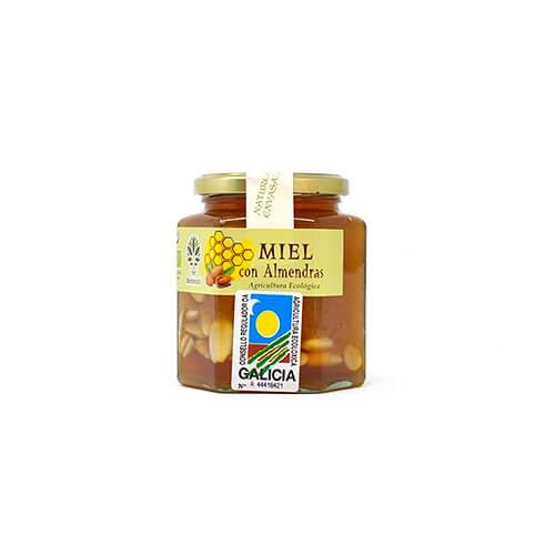 Miel con Almendras Terra de Baronceli