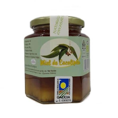 Miel de Eucalipto Ecologica Baronceli