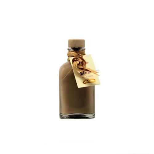 Minibotella Frasca Cuadrada 10 cl Crema de Orujo