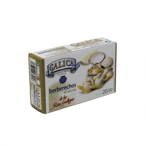 Berberecho Natural Galica 20-30