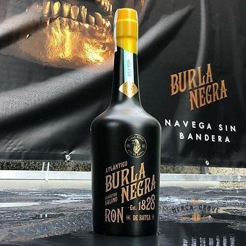 Ron Burla Negra