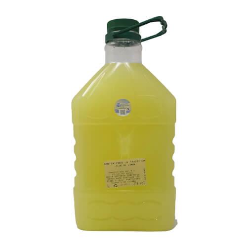 Licor de Limonciño Artesano 3 Litros
