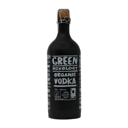 GREEN MIXOLOGY Organic Vodka mercagrove