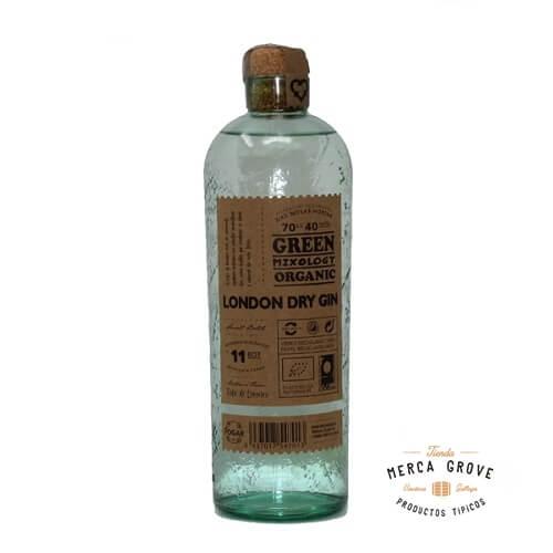 Green Mixology London Gin